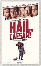 Movie poster Ave, Cezar!