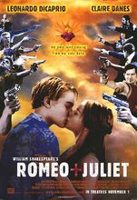 Plakat filmu Romeo i Julia