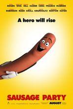 Plakat filmu Sausage party