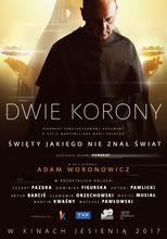 Plakat filmu Dwie Korony