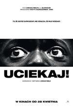 Movie poster Uciekaj!