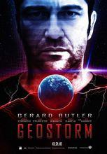 Plakat filmu Geostorm