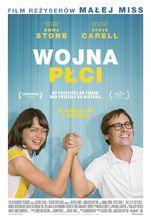 Plakat filmu Wojna płci