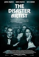 Plakat filmu The Disaster Artist