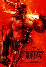 Plakat filmu Hellboy