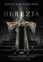 Plakat filmu Herezja