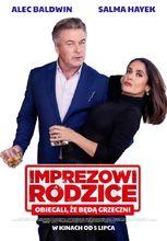 Plakat filmu Imprezowi rodzice