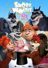 Movie poster Wilk w owczej skórze 2