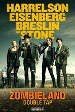 Plakat filmu Zombieland 2: Kulki w łeb