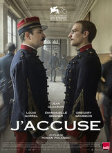 Plakat filmu Oficer i szpieg