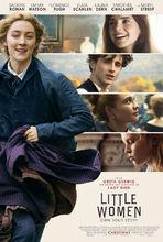Movie poster Małe kobietki