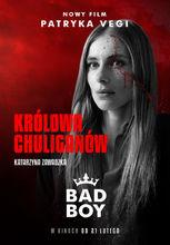Movie poster Bad Boy