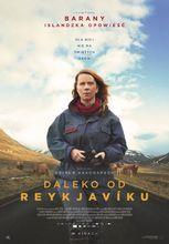 Movie poster Daleko od Reykjaviku