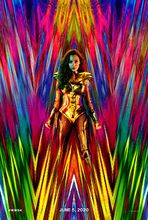 Plakat filmu Wonder Woman 1984