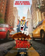Plakat filmu Tom & Jerry