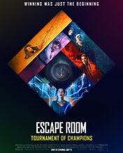Movie poster Escape room: Najlepsi z najlepszych