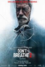 Movie poster Nie oddychaj 2