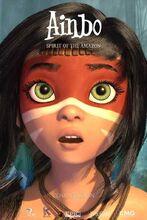 Movie poster Ainbo - strażniczka Amazonii