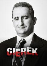 Movie poster Gierek