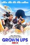 Plakat filmu Duże dzieci