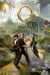 Plakat filmu Oz: Wielki i Potężny