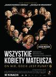 Plakat filmu Wszystkie kobiety Mateusza