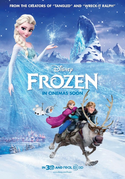 Kraina lodu Frozen 2013 [720p ] [Dubbing PL] (ONLINE)